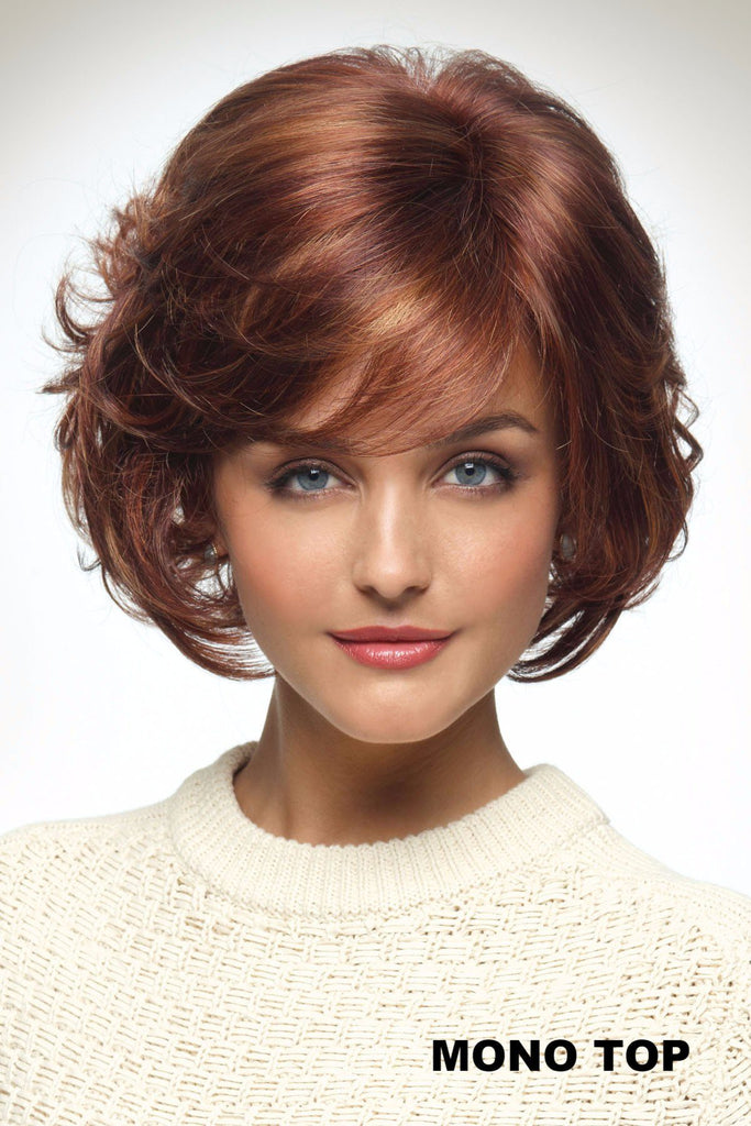 Simply Beautiful Wigs : Danica (#6609) front 1