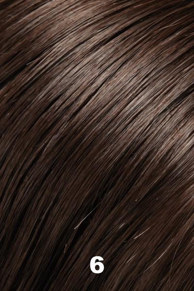 "EasiHair - EasiPart XL 8""(755 / 755A) - Remy Human Hair Enhancer EasiHair 6"