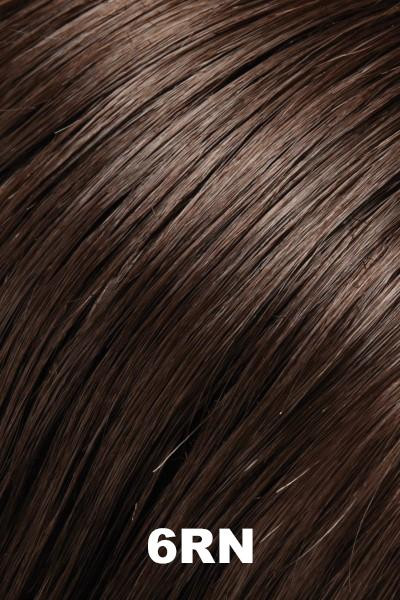 "EasiHair - EasiPieces 12'' L x 9"" W (#785) - Human Hair Enhancer EasiHair 6RN 12"" L x 9"" W"