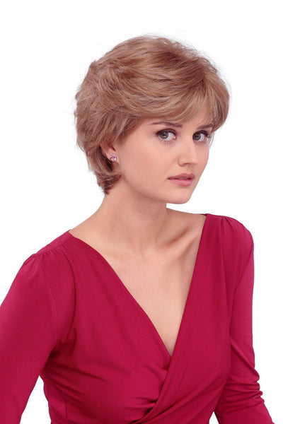 Louis Ferre Wigs : April (#7003) side