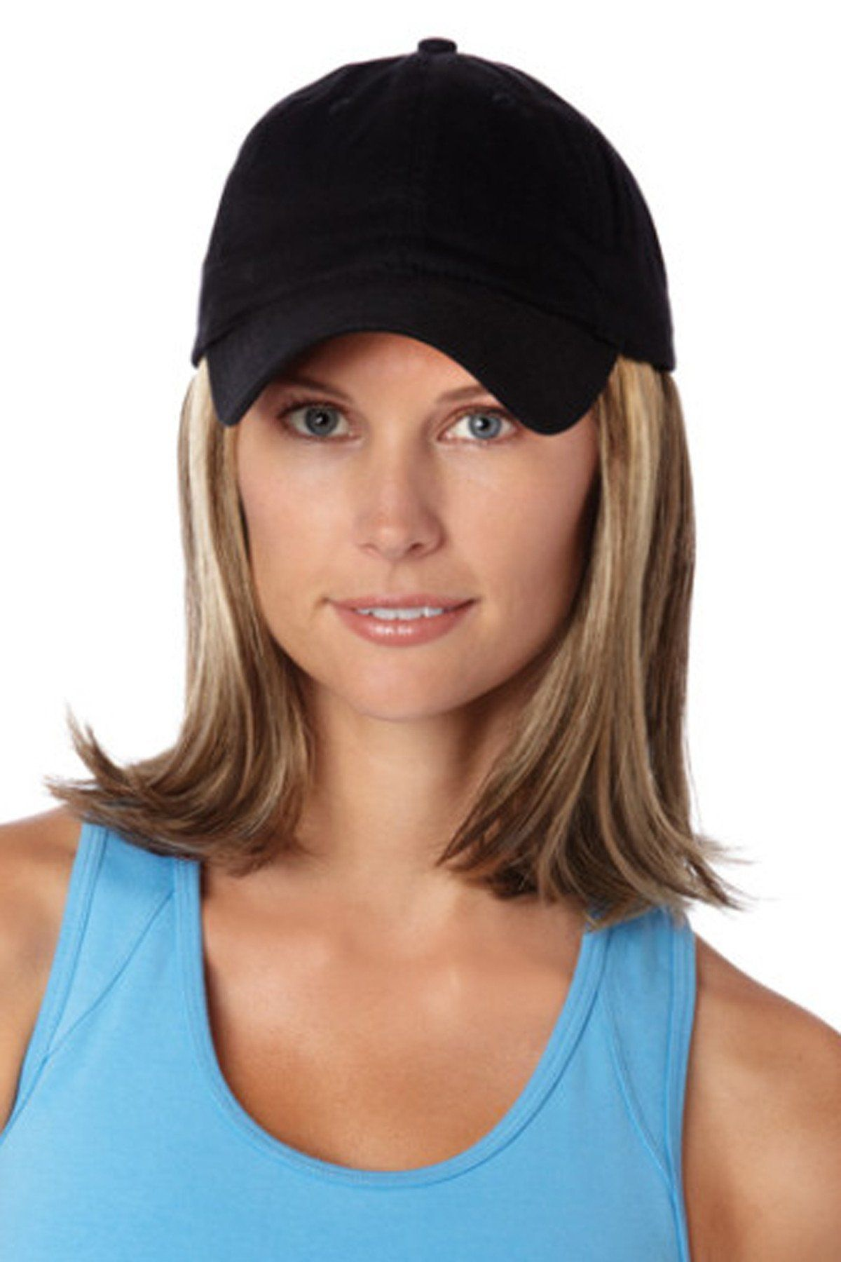 Henry Margu Additions : Classic Hat Black (#8226) front 1