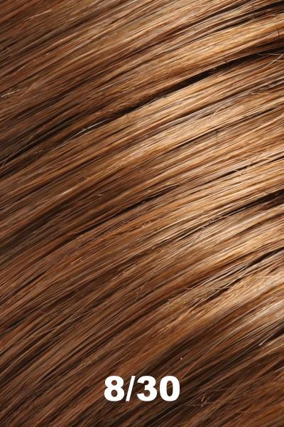 "EasiHair - EasiPart XL 8""(755 / 755A) - Remy Human Hair Enhancer EasiHair 8/30"