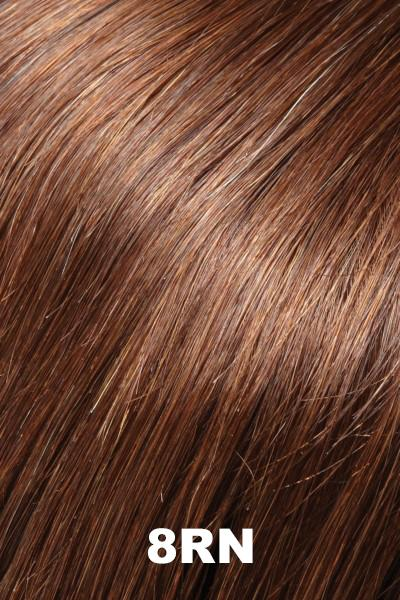 EasiHair - EasiPart XL 12 (#733A) Exclusive Colors - Remy Human Hair Volumizer EasiHair 8RN