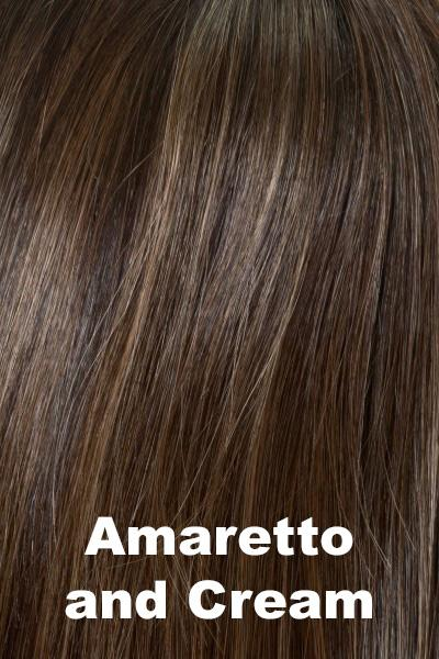 Envy Wigs - Veronica - Human Hair Blend wig Envy Amaretto & Cream Average