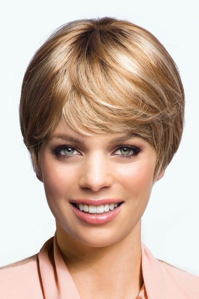 Amore Wigs : Short Mono Top Piece HT (#744) front