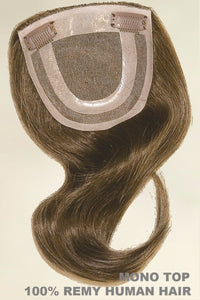 Aspen Wigs - Human Hair Create a Top (#CHU-001) Enhancer Aspen