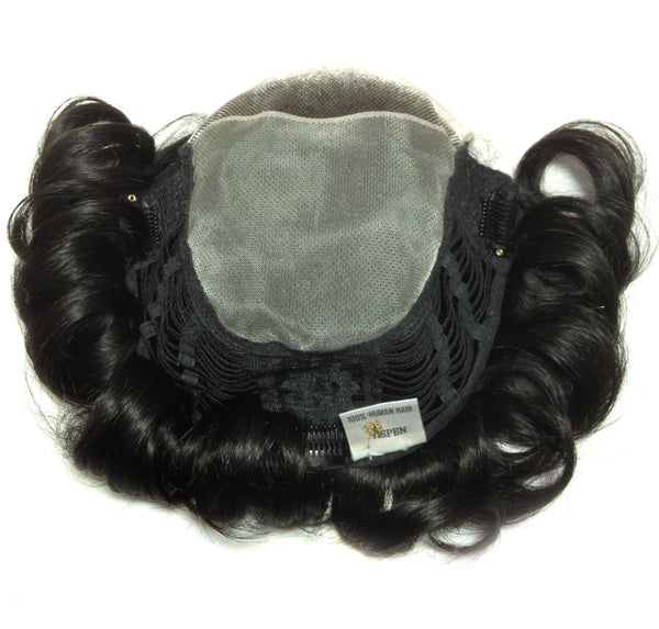 Revolution Wigs - Magic Secret (CHRP-004) - Human Hair Blend Enhancer Aspen Revolution