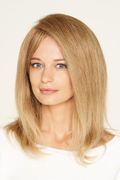 Aspen Wigs - Human Hair Mono Hand-Tied (#CH-800) front 1