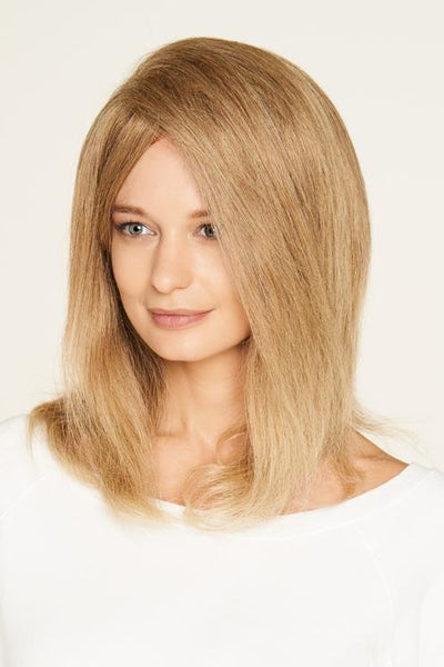 Aspen Wigs - Human Hair Mono Hand-Tied (#CH-800) front 3