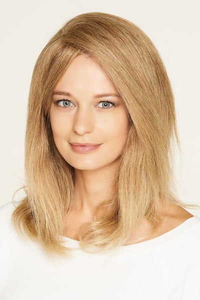 Aspen Wigs - Human Hair Mono Hand-Tied (#CH-800) front 4