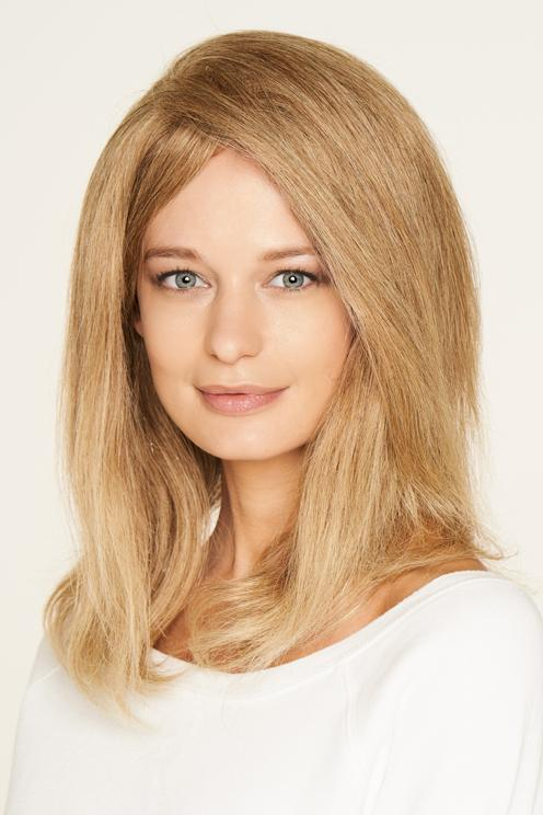 Aspen Wigs - Human Hair Mono Hand-Tied (#CH-800) front 5