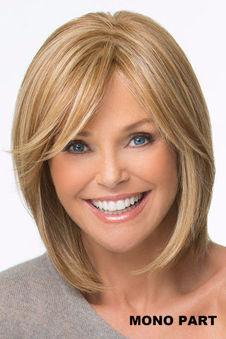 Christie Brinkley Wigs: Attention Getter Wig (CBATGT) Front