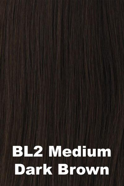 Raquel Welch Wigs - Contessa - Remy Human Hair wig Raquel Welch Medium Dark Brown (BL2) Average