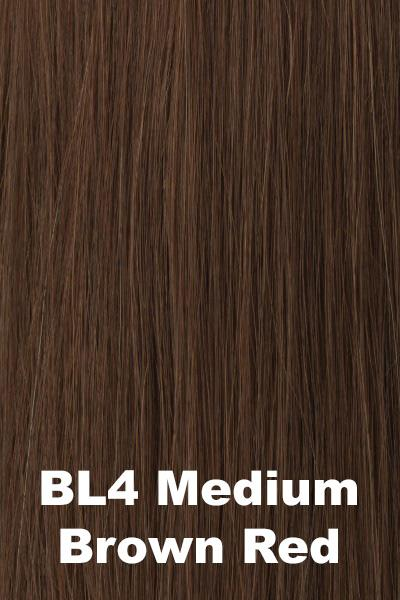 Raquel Welch Wigs - Contessa - Remy Human Hair wig Raquel Welch Medium Brown Red (BL4) Average