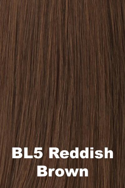 Raquel Welch Wigs - Contessa - Remy Human Hair wig Raquel Welch Reddish Brown (BL5) Average