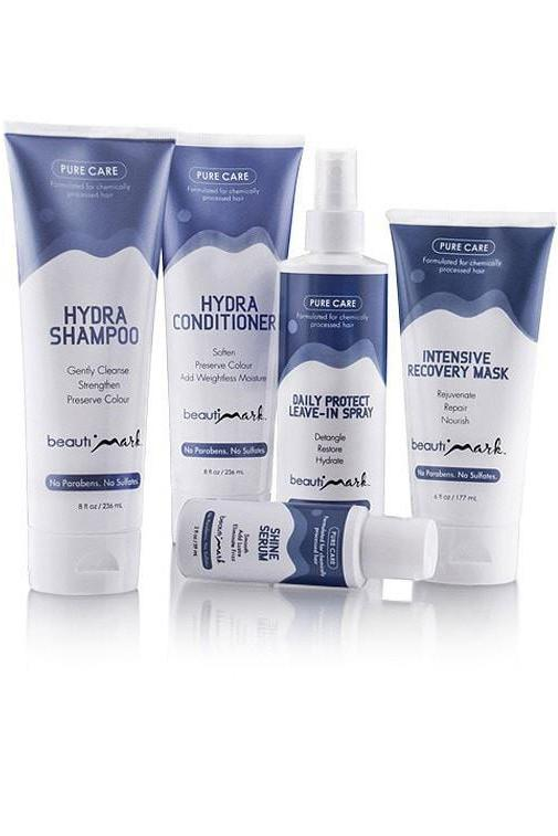 BeautiMark - 5pc Pure Care System - Human Hair (BMHHPCKIT)