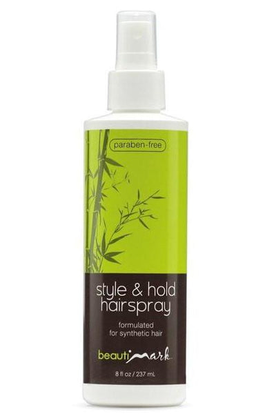 BeautiMark - Style & Hold Hairspray - Synthetic (BM402) front 2