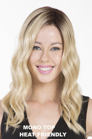 "Belle Tress Wigs - Maxwella 18"" (#6049) front 1"
