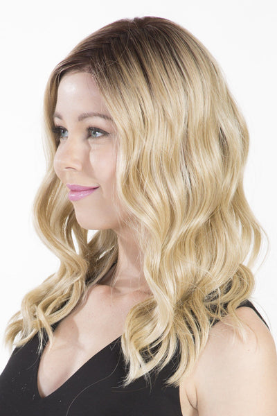 "Belle Tress Wigs - Maxwella 18"" (#6049) side 2"