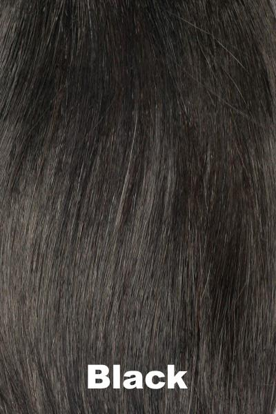 Envy Wigs - Veronica - Human Hair Blend wig Envy Black Average