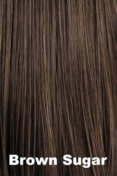 Orchid Wigs - Valentina (#5027) wig Orchid Brown Sugar Average