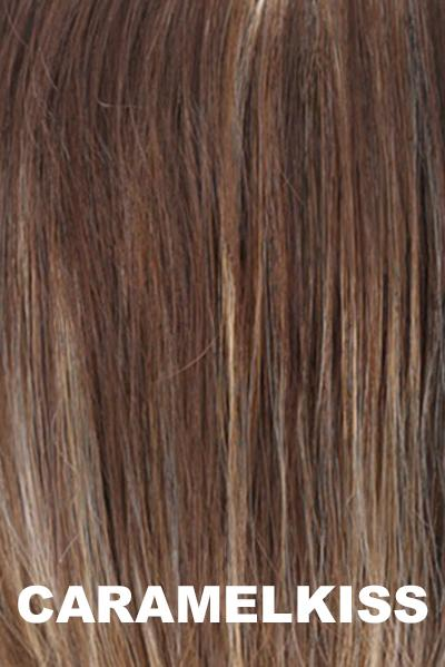 Estetica Wigs - Hunter wig Estetica CARAMELKISS Average