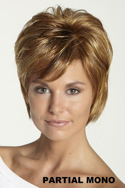 Aspen Nalee Wigs : Violet (NM-450) front