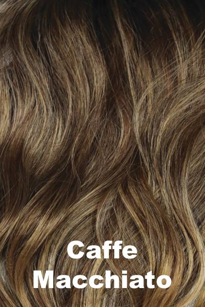 Orchid Wigs - Naya (#6530) wig Orchid Caffe Macchiato Average