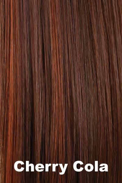Orchid Wigs - Scorpio PM (#5024) wig Orchid Cherry Cola Average
