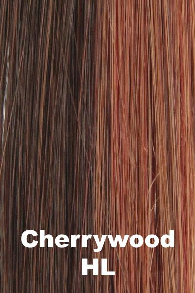 TressAllure Wigs - New Wave (M1508) wig TressAllure Cherrywood HL Average