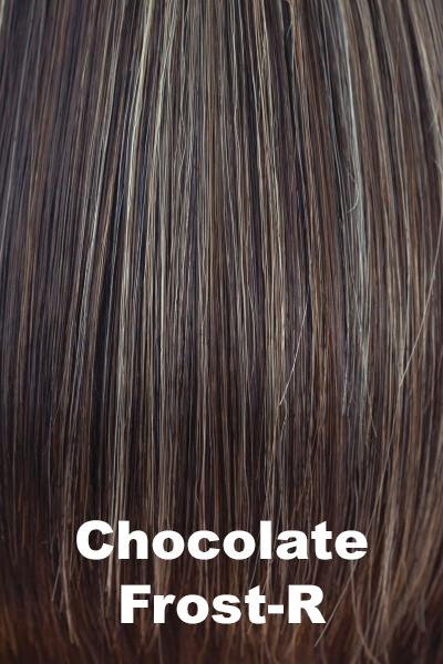 Orchid Wigs - Lacey (#5023) wig Orchid Chocolate Frost-R Average