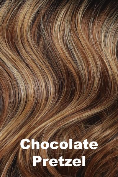 Orchid Wigs - Carter (#6528) wig Orchid Chocolate Pretzel Average