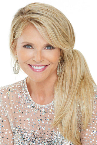 Christie Brinkley Additions: 12in Clip-in Pony 1