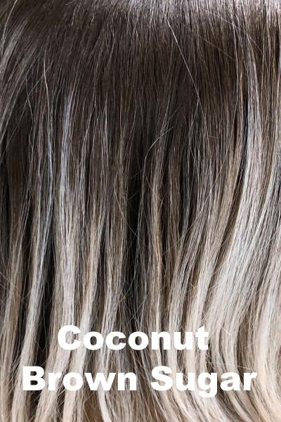 Belle Tress Wigs - Pure Honey (#6003) wig Belle Tress Coconut Brown Sugar Average