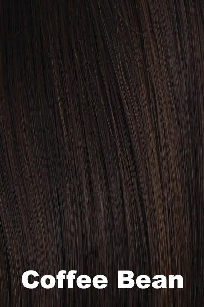 Orchid Wigs - Valentina (#5027) wig Orchid Coffee Bean Average