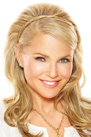 Christie Brinkley Additions: Corinthian Headband (CBCRHB) Front 1