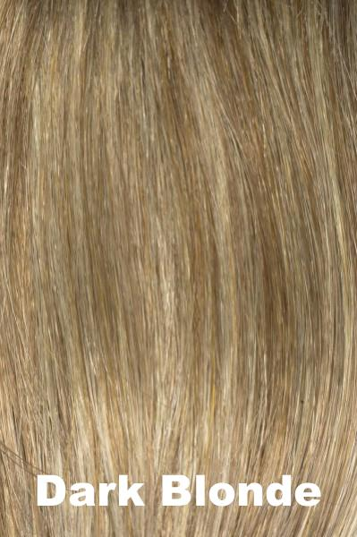 Envy Wigs -- Add On Top - Human Hair wig Envy Dark Blonde