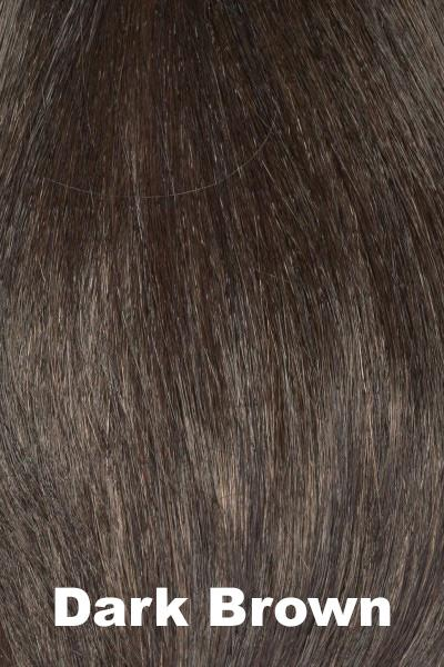 Envy Wigs - Veronica - Human Hair Blend wig Envy Dark Brown Average