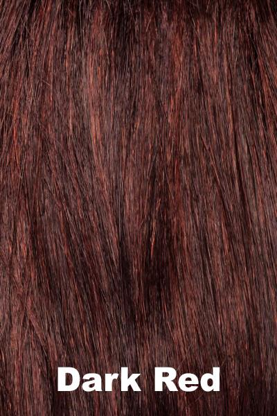 Envy Wigs - Veronica - Human Hair Blend wig Envy Dark Red Average