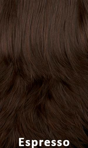 Mane Attraction Wigs - Broadway (#407) wig Mane Attraction Espresso Average