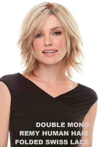 "Easihair - Top Form 6""-8"" (#743) front 1"
