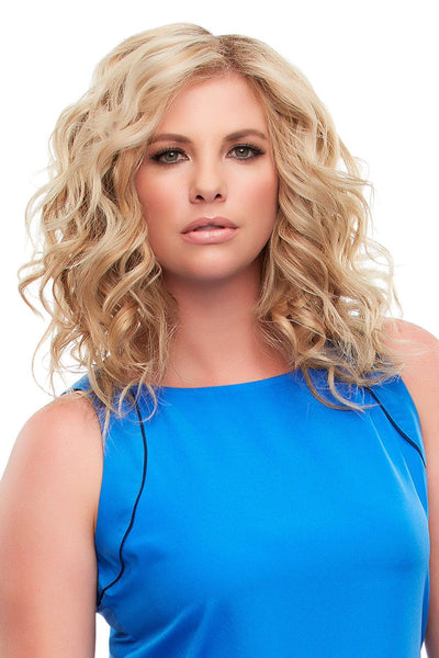"Easihair - Top Full 12"" Exclusive Colors (#744A) front 1"