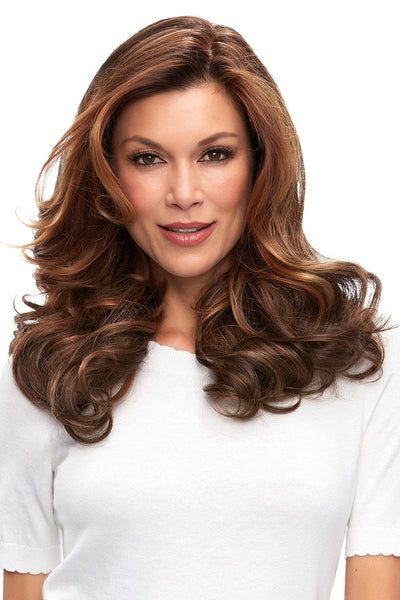 "Easihair - easiPart French 18"" Exclusive Colors (#741A) front 1"