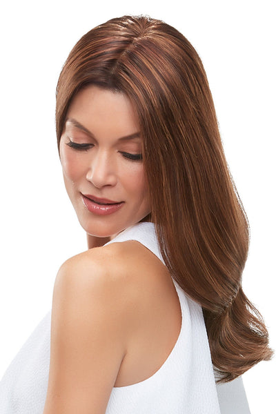 "EasiHair - EasiPart XL French 18"" 757A - Remy Human Hair side"