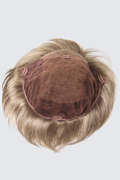 Ellen Wille Wigs - Close (Top Piece) - Dark Sand Mix - Cap