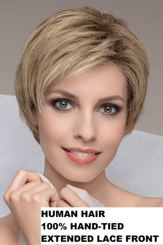 Ellen Wille Wigs - Ivory Human Hair wig Ellen Wille Sand Mix Petite-Average