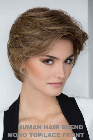 Ellen Wille Wigs - Allure - Bernstein Rooted - front