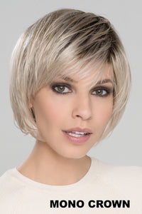 Ellen Wille Wig - Beam - Light Champagne Rooted - front