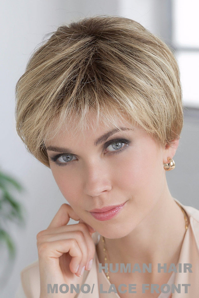 Ellen Wille Wigs - Top Naturelle front 1
