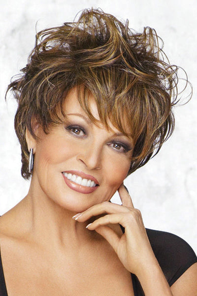 Raquel Welch Wigs : Enchant - front 2